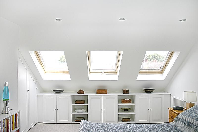 Tips for expert home improvement from professional important things about loft conversion - Loft conversion bedroom design ideas ...