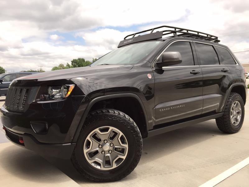 Best 2013 Jeep Grand Cherokee Roof Rack