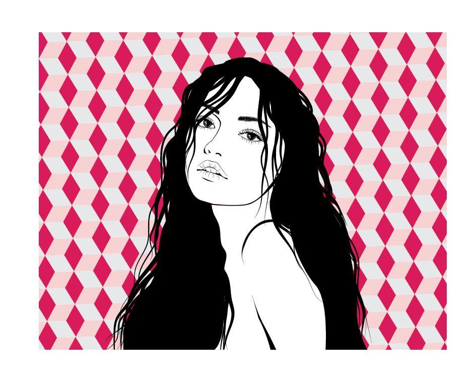 Fall 2014 illustration by Zoë Maika