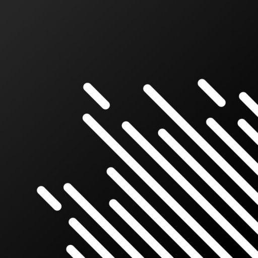 Vue App Icon Design for Design Inspiration App icon