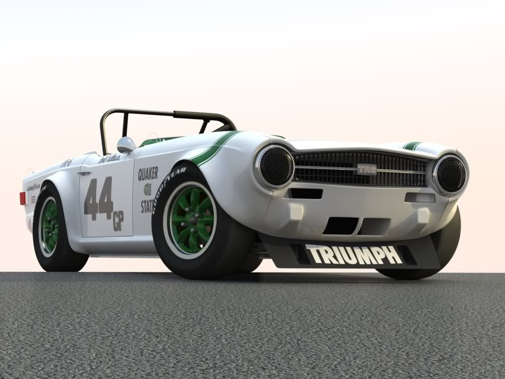 Triumph Tr6 Racing The foundry community :: forums :: group 44 <b ...