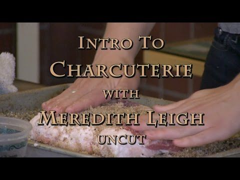 Intro To Charcuterie with Meredith Leigh UNCUT