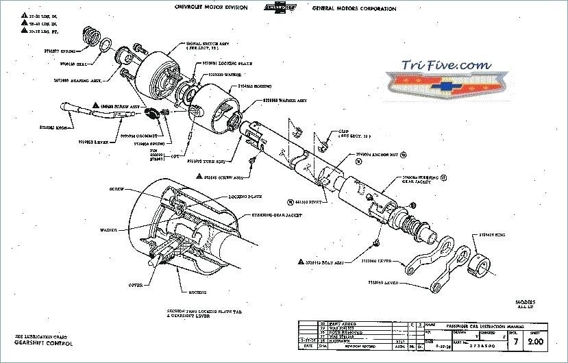 67 Gm Ignition Switch Wiring Diagram
