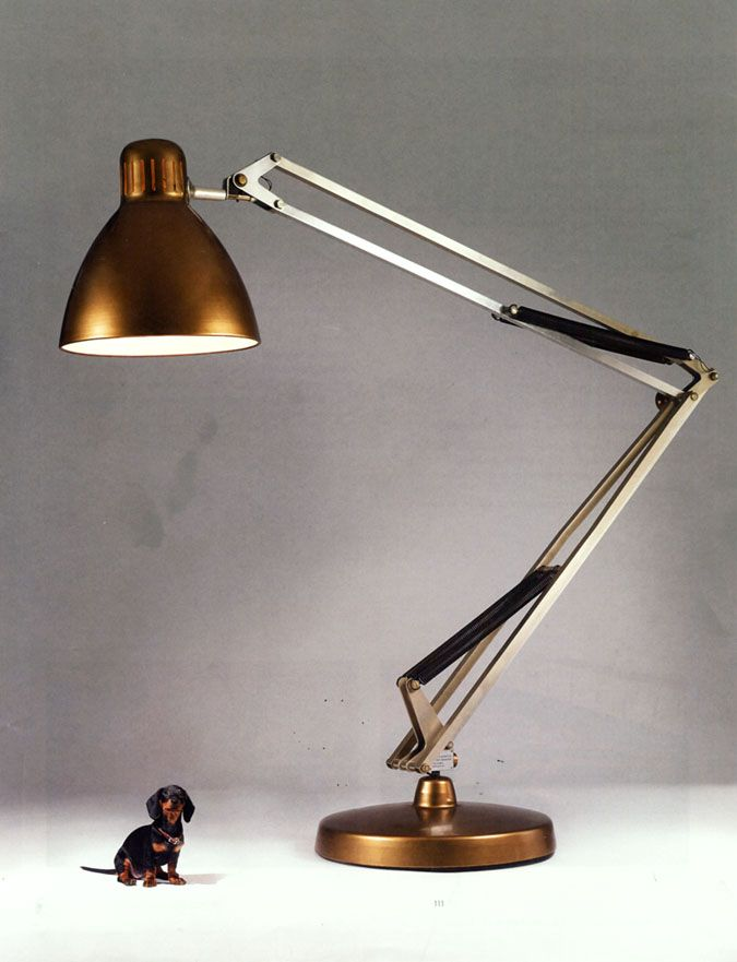 Oversized lamps | Anglepoise, Floor lamp and Lights