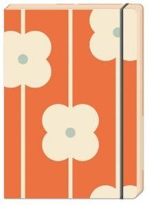 Orla Kiely - Flower Abacus Poppy notebook #orlakiely #muistikirja