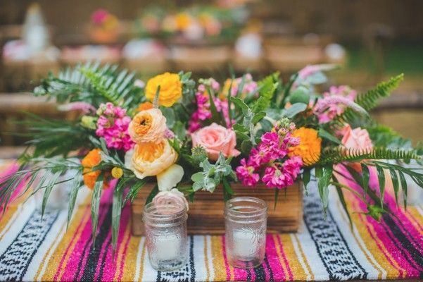 Let's Taco 'Bout Getting Married, Backyard Engagement Fiesta