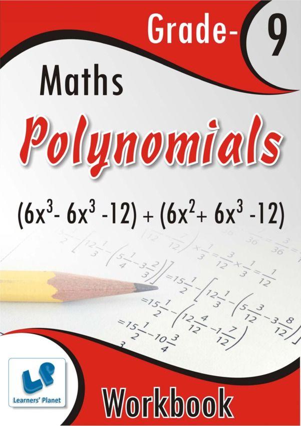 Grade-9-Maths-Polynomials-Workbook Magazine - Buy, Subscribe ...
