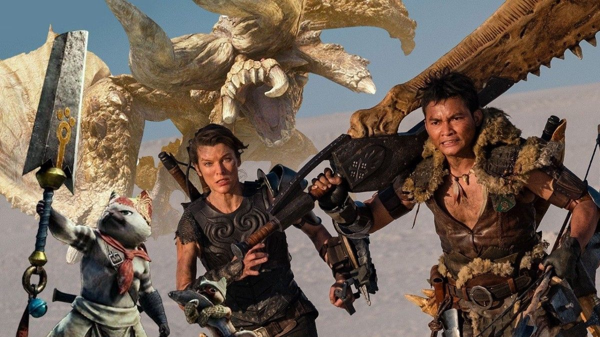 Watch Monster Hunter Online On 123movies In 2020 Monster Hunter Movie Monster Hunter Monster Hunter Online