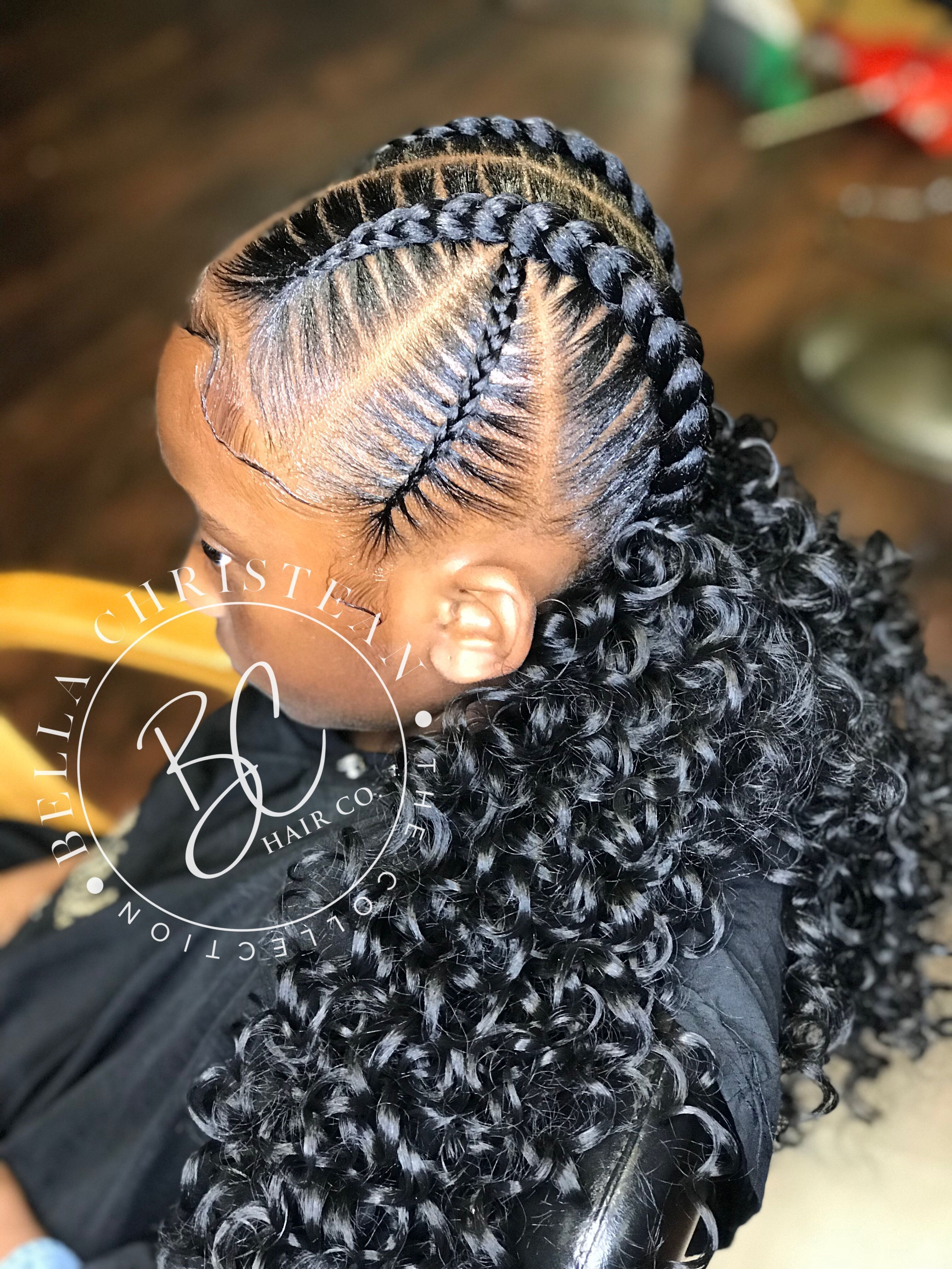Pin on category in 2020 | Braided hairstyles, Kids braided hairstyles,  Braids for black hair