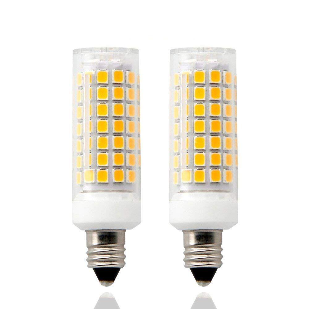 E11 Led Bulbs 8 5 Watt 75w 100w Halogen Bulbs Replacement850