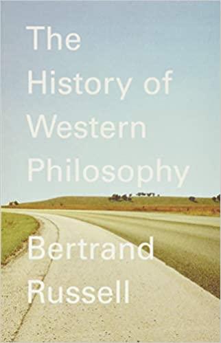A History Of Western Philosophy Bertrand Russell 9780671201586 Amazon Com Books In 2021 Western Philosophy Philosophy History