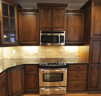 How To Restore Oak Cabinet (With images)   Cost of kitchen ...