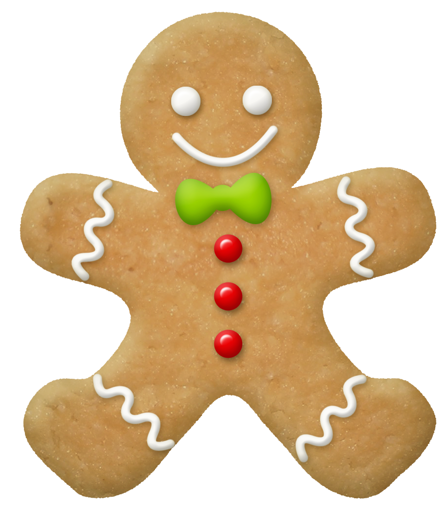 Christmas Gingerbread PNG Picture | Gingerbread Men | Pinterest