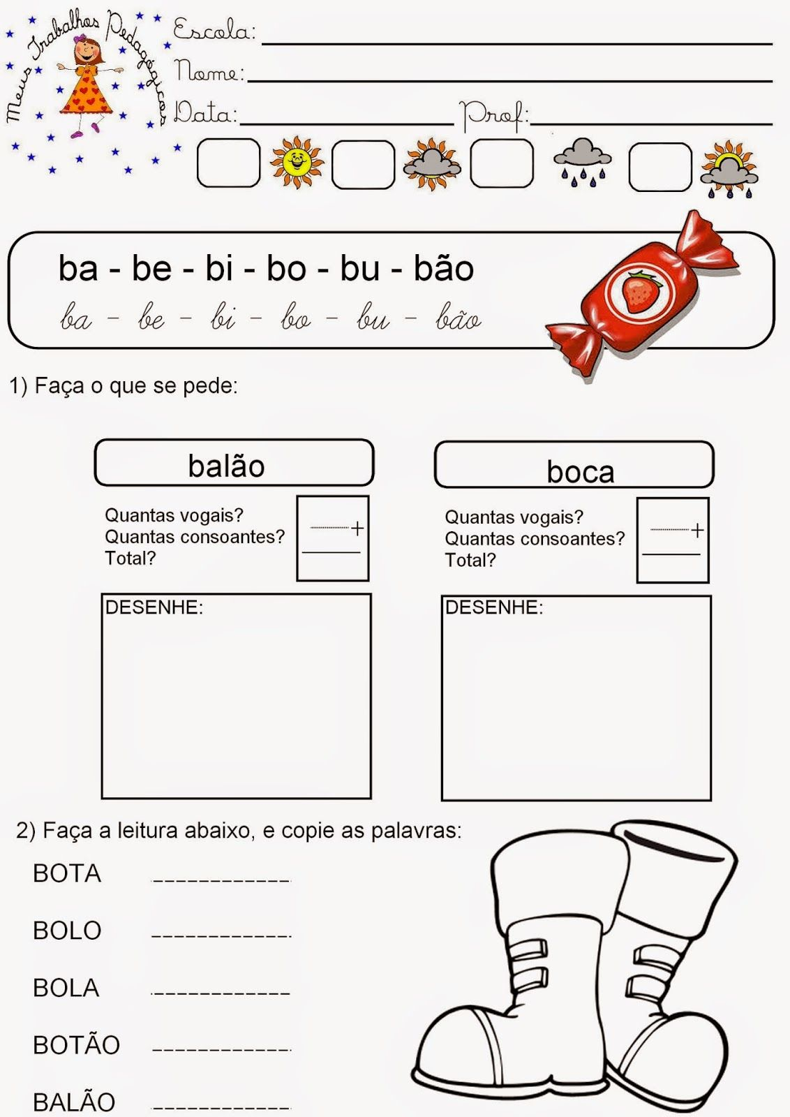 Pin Em Portuguese For Kids