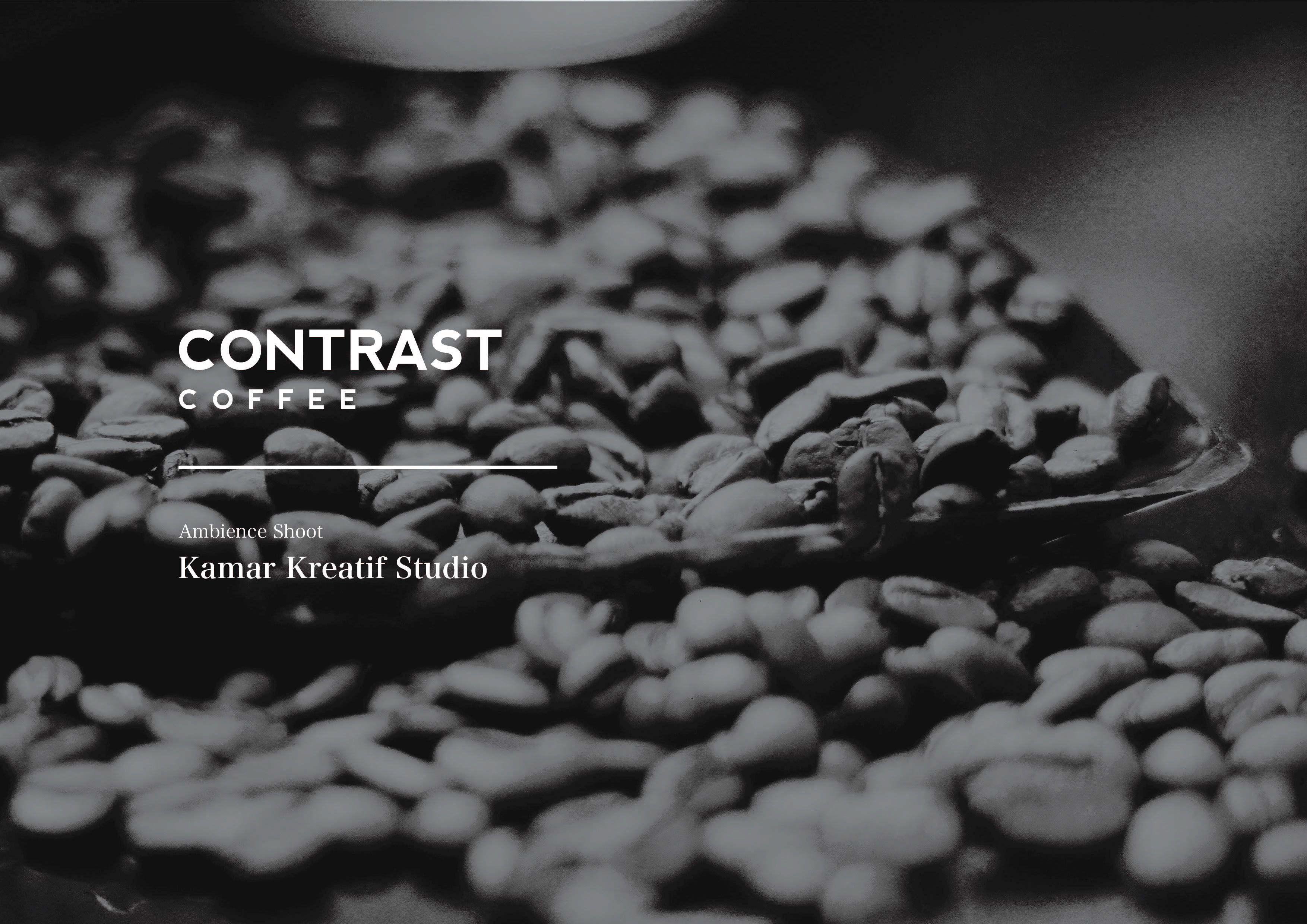 다음 @Behance 프로젝트 확인: \u201cContrast Coffee\u201d https://www.behance.net/gallery/45827939/Contrast-Coffee