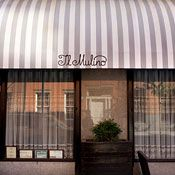 Il Mulino, NYC - one of my classic favs of the city.