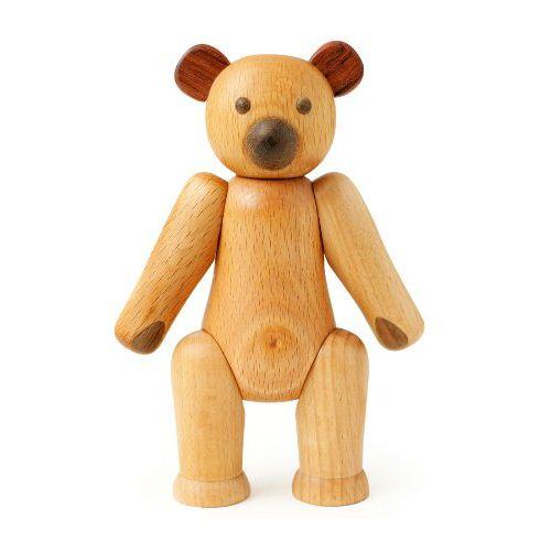 Soopsori Wooden Bear Bear Toy Toys Bear