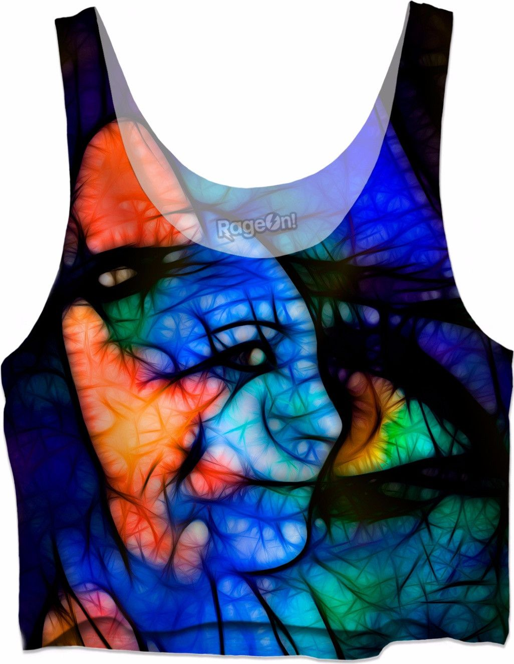 Check out my new product https://www.rageon.com/products/many-faces-crop-top on RageOn!