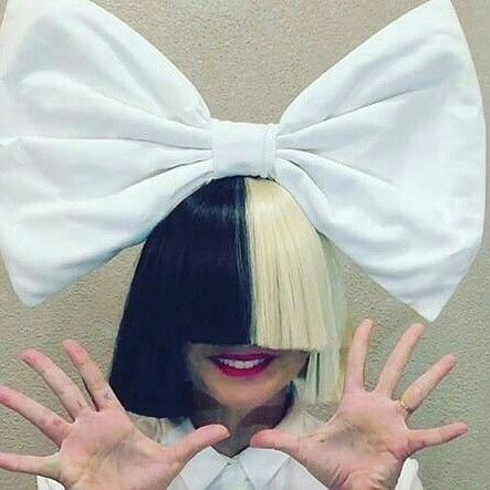 That moment when u post yourself for your fans...but yet u feel so vain and weird bc u posted yourself! - Sia