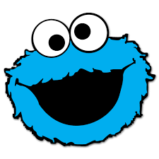 Image Result For Baby Cookie Monster Face Monster Cookies Sesame Street Cookie Monster Images