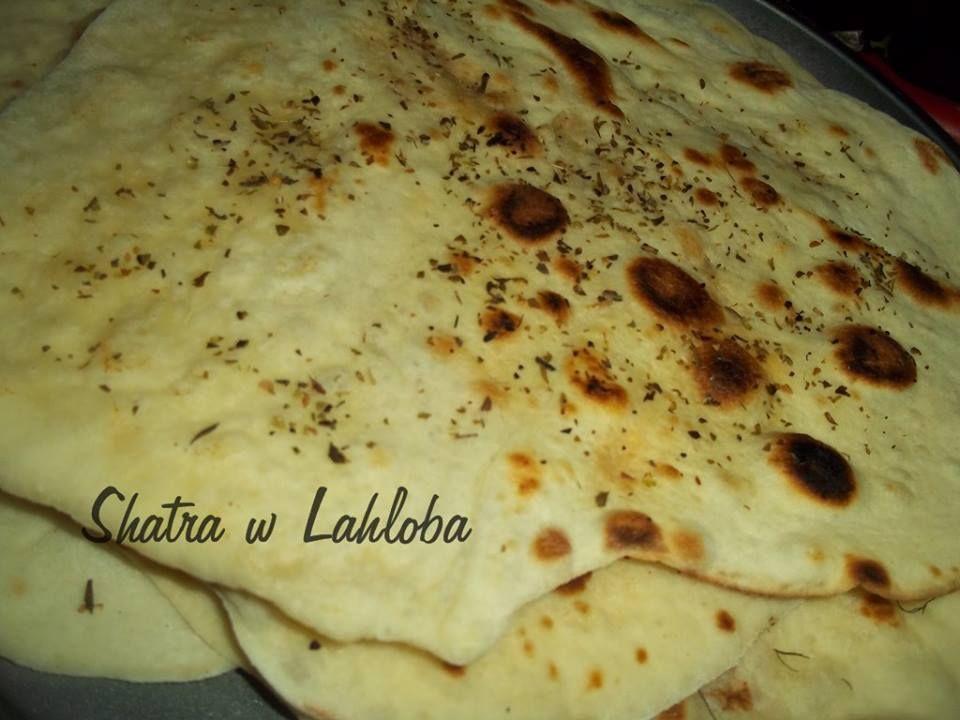 طريقه عمل خبز النان الهندى شهيه طيبه Arabic Food Recipes Food