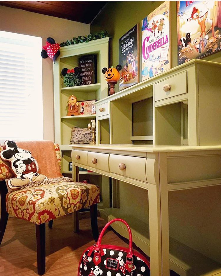 Disney Furniture Rooms Home Office Design Decor Decorate Your