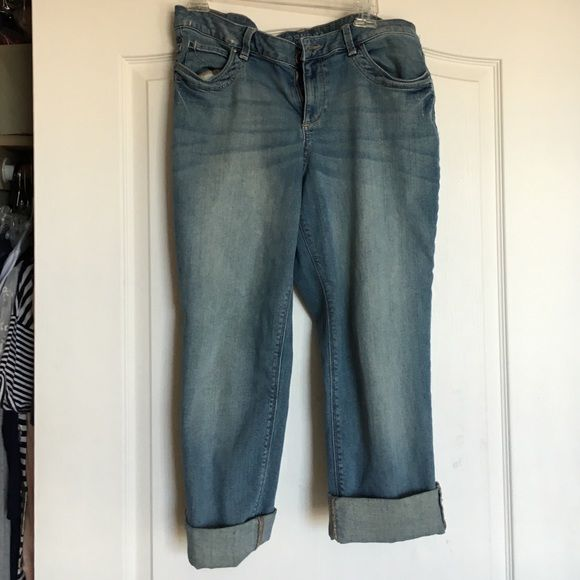 Sonoma Capri Jeans Great condition / smoke free home Sonoma Jeans Ankle & Cropped