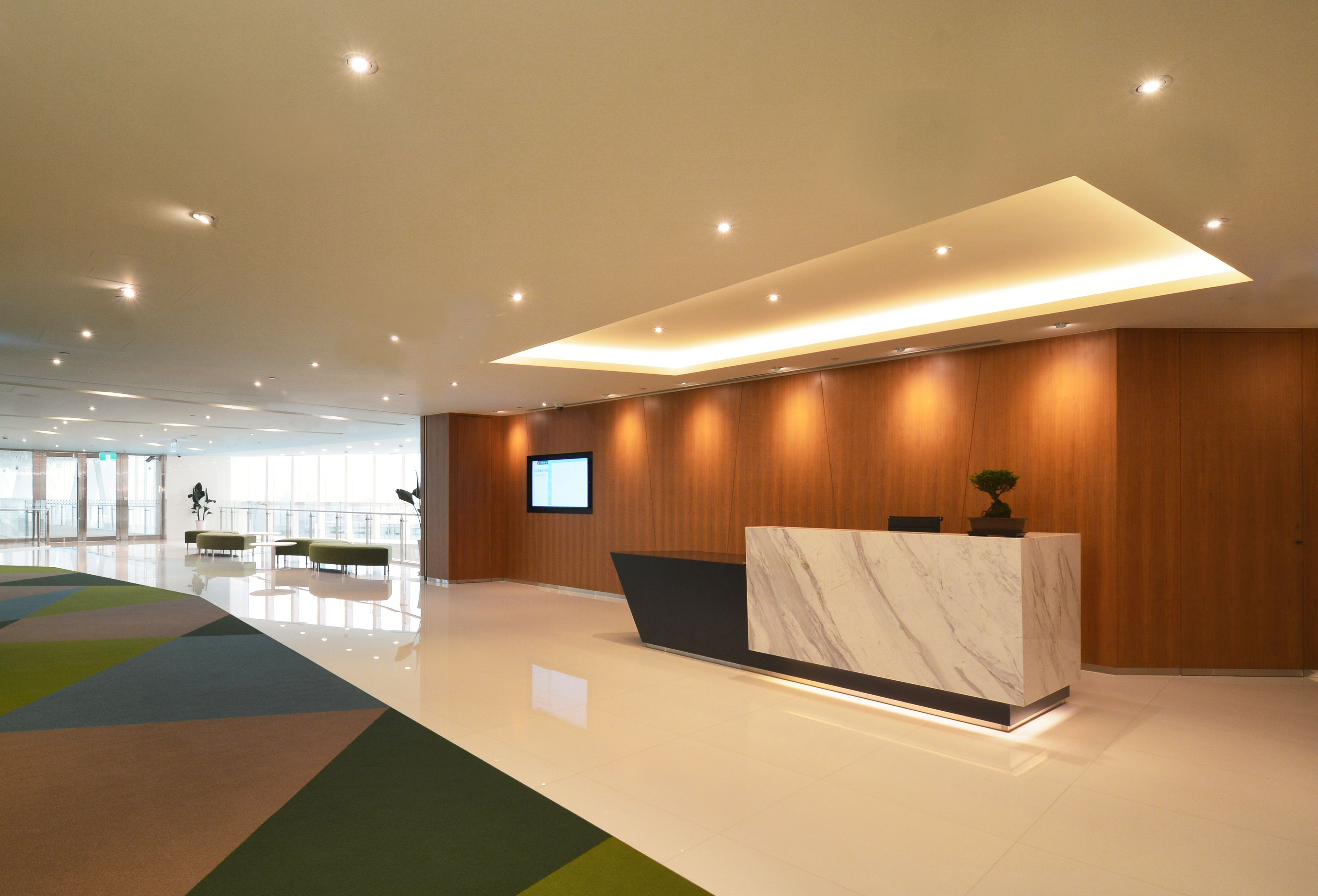 Chinatrust Bank In Taipei Taiwan Design And Build Project By The