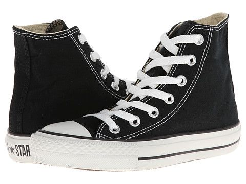 24832327c10 Converse Chuck Taylor® All Star® Core Hi Classic Black - Zappos.com Free  Shipping BOTH Ways