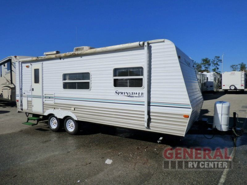 Used 2004 Keystone RV Springdale 245FBL Travel Trailer at General RV | Orange Park, FL | #134696