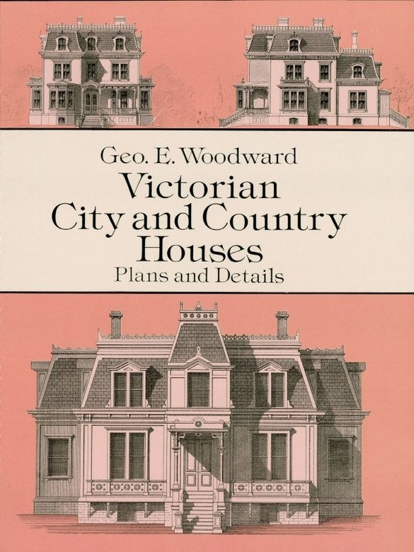 Victorian City And Country Houses Victorian Architecture Victorian Style Homes Country House