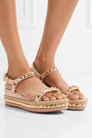 louboutin Espadrilles & Sandals