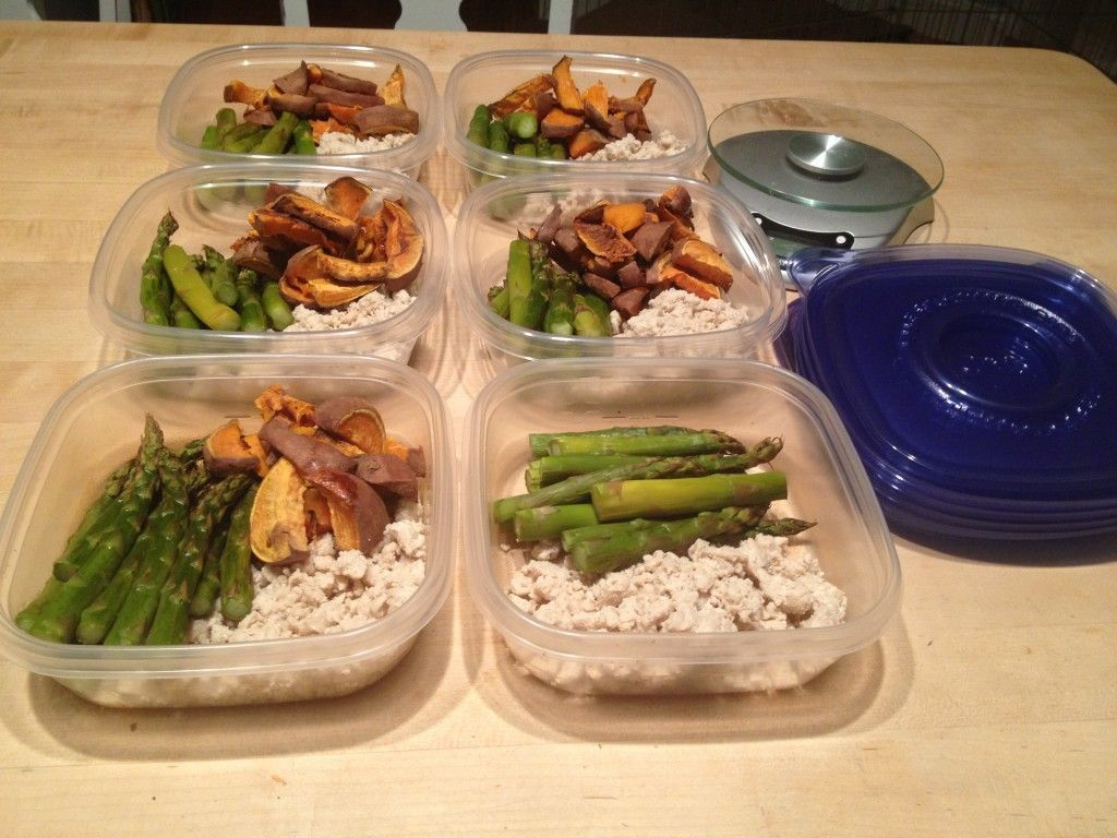 Inspiring Meal Prep Ideas For Lunch Bodybuilding