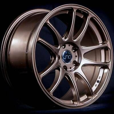Advertisement Ebay 17x8 17x9 Jnc 030 Jnc030 5x100 5x112 32 30 Bronze Wheel Rims Set 4 Bronze Wheels Wheel Rims Bronze