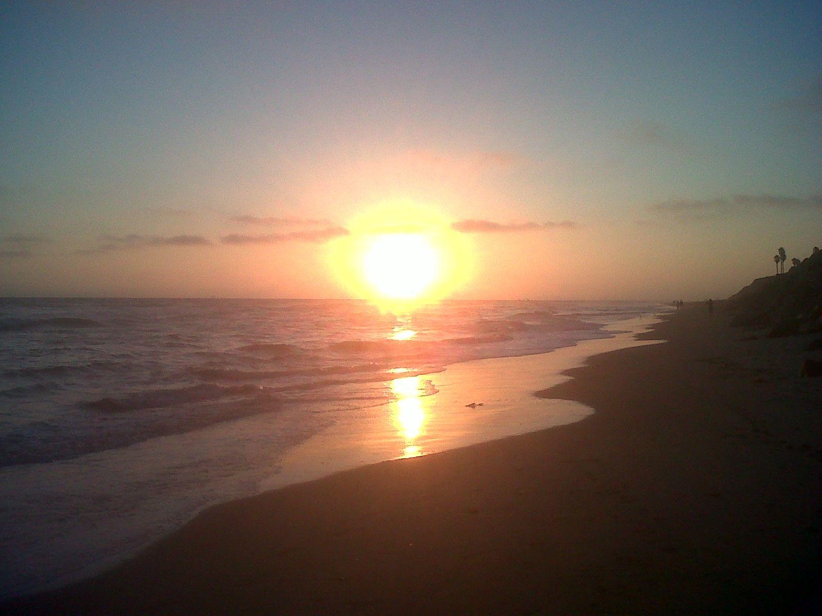 Sunsets...magic