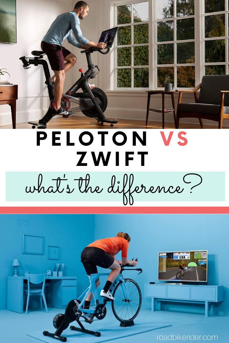 Peloton Vs Zwift Which Is Better In 2020 Cycling Site