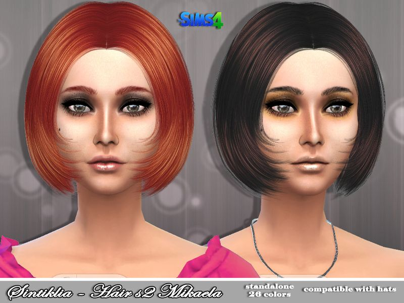 Standalone Found in TSR Category 'Sims 4 Female Hairstyles