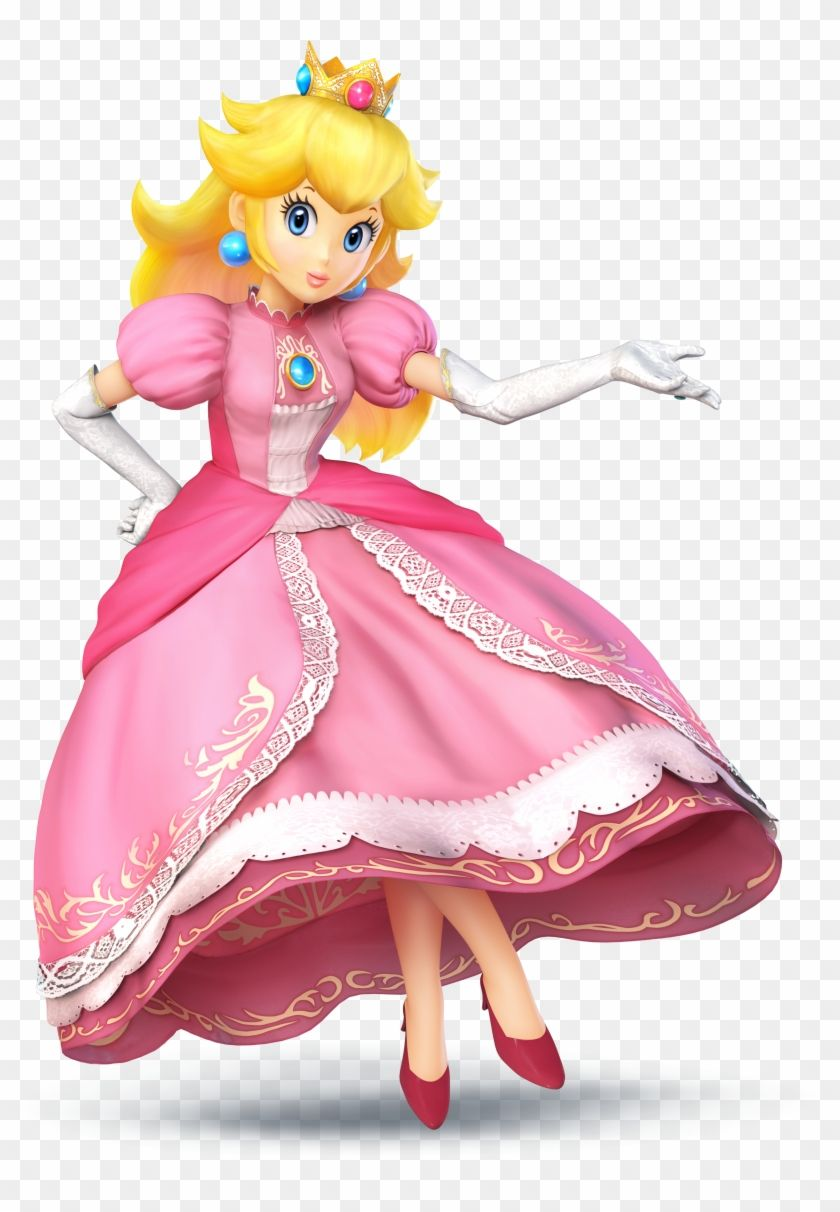 Find Hd Mario Images Princess Peach Hd Wallpaper And Background Peach Super Smash Bros Hd Png Download To Sea Peach Mario Princess Peach Princess Toadstool