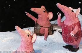 uk 1970's tv show / The Clangers