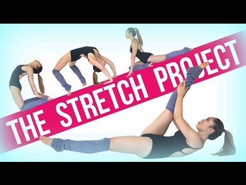 the stretch project  join the 30 day flexibility