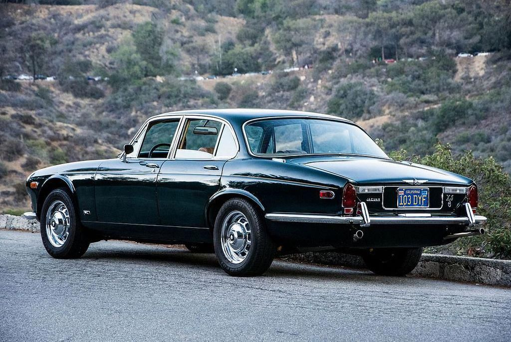This 1971 Jaguar Xj6 Was Purchased As A 39k Mile Two Owner Car After The Seller Saw It On Bat Back In November Of 2012 Already A Very Classic Cars Jaguar Car