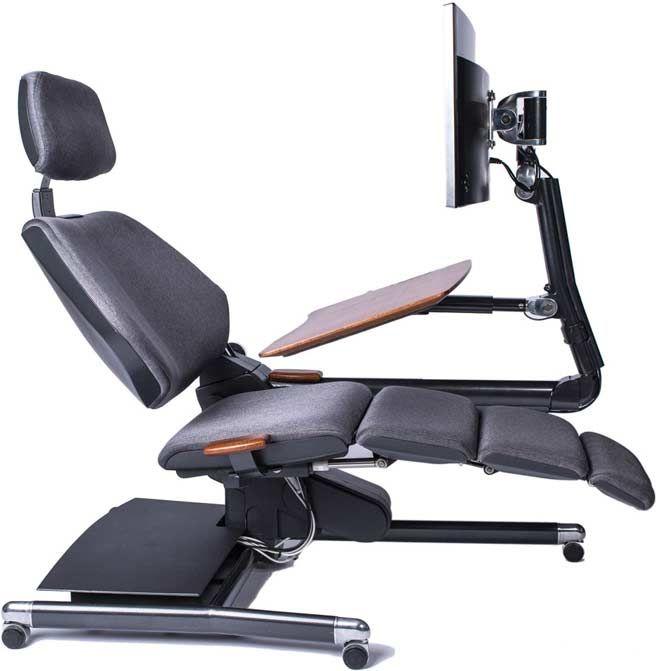 Alt Work Chair   Work Comfortably