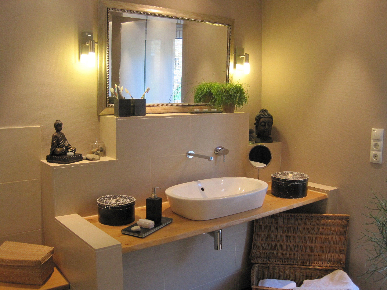 Badezimmer dekor einfach bad uunsere oaseu  badezimmer  pinterest