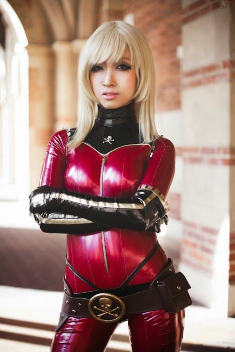 female space suit anime cosplay - photo #21