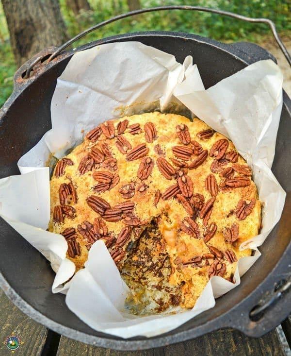 Pumpkin Pie Cake Recipe - Do you love everything pumpkin ...