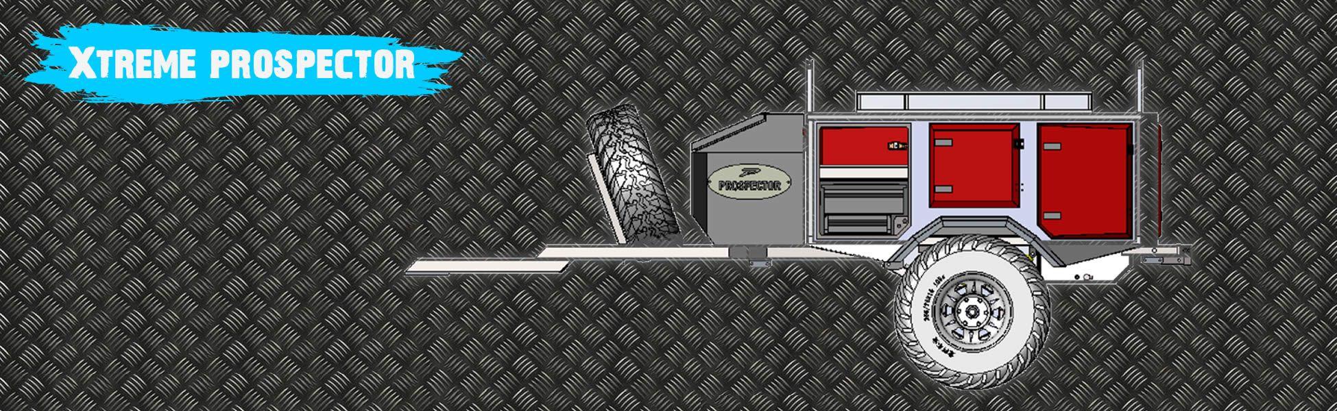 Xtreme Prospector off road Caravans Camper Trailers Sales