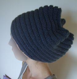 Bonnet Homme Etoile   Tricot et crochet, Bonnet homme, Chapeau tricoté