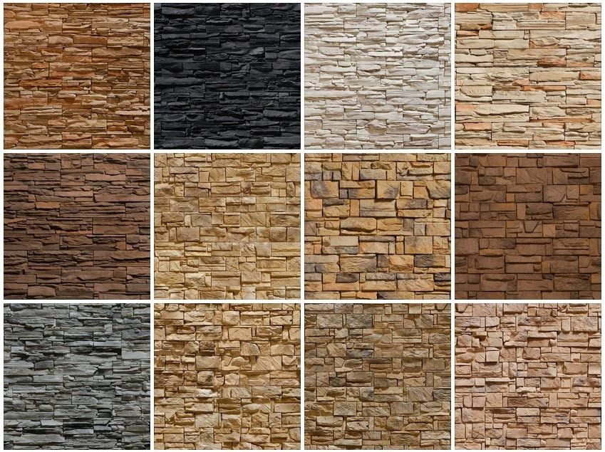 Texture Stone Walls Masonry Seamless Included Quoins Misc Brick Old Dry Stacked Retaining Wall