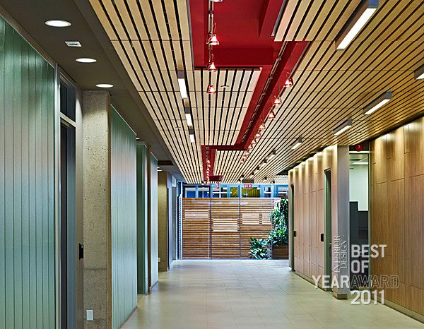 University Of Toronto Mississauga South Building Renovation By