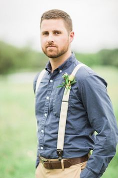 Modernly Rustic Texas Hill Country Wedding